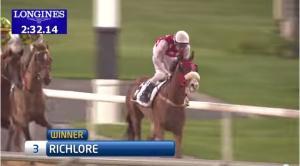 TH Richie sires Group 1 winner in the UAE.
